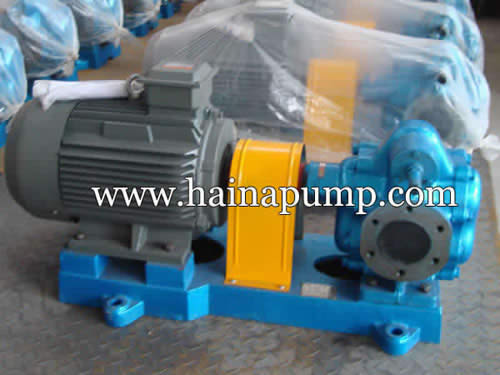 Palm-oil-transfer-pump