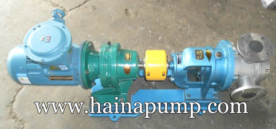 Stainless-steel-paraffin-pump