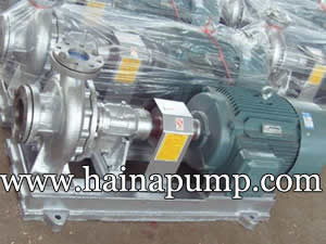 Heat-conducting Oil Pump