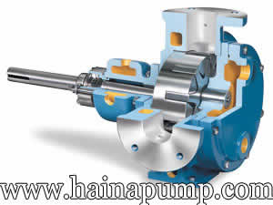 Insulation-paraffin-pump