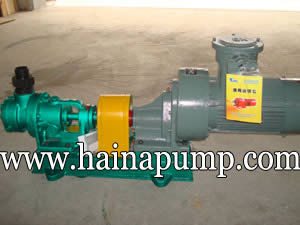 Insulation-rosin-pump