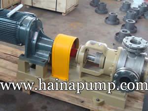 Rosin pump
