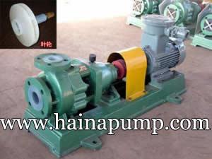 Sulphuric Acid Pump