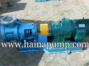 Paraffin pump